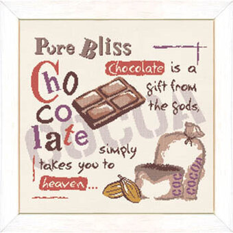 Chocolate (USG005) - Cross Stitch Pattern