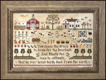 Cross Stitch Patterns from Little House Needleworks