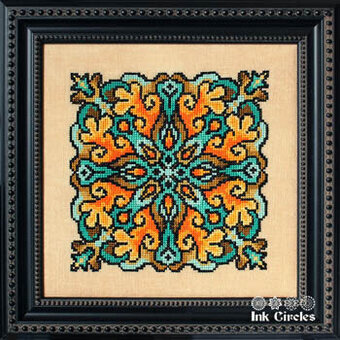 Ink Circles - Cross Stitch Patterns & Kits (Page 2) - 123Stitch com