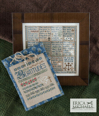 Beatitudes Part 1 - Cross Stitch Pattern