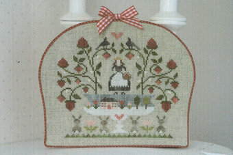 Coupe De Printemps - Cross Stitch Pattern