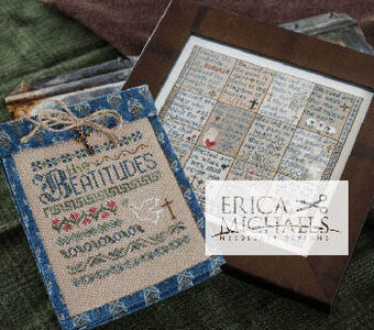 Beatitudes Part 2 - Cross Stitch Pattern