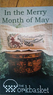 In the Merry Month of May - Cross Stitch Pattern