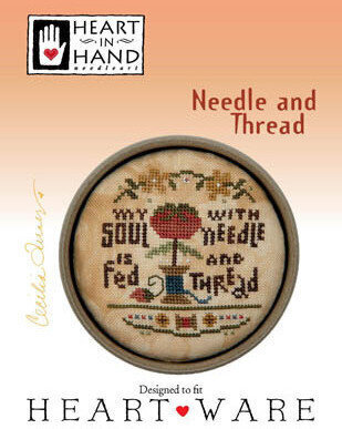 Needle and Thread - Cross Stitch Pattern