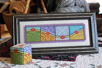 Seasonal Sun Shine - Cross Stitch Pattern