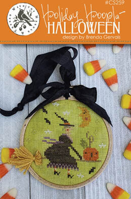 Holiday Hoopla - Halloween - Cross Stitch Pattern