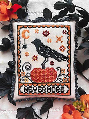 Raven's Reply - Cross Stitch Pattern