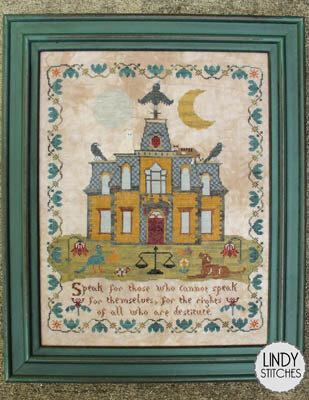 Emily's House - Cross Stitch Pattern