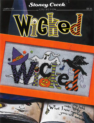 Wicked - Cross Stitch Pattern