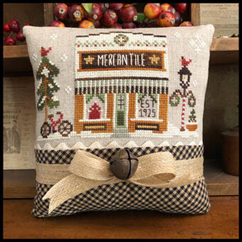 The Mercantile - Hometown Holiday -  Cross Stitch Pattern