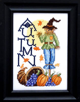 Autumn - Cross Stitch Pattern