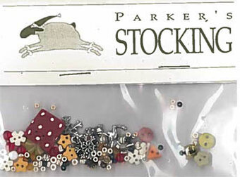 Parker's Stocking - Embellishment Pack