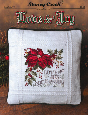 Love & Joy - Cross Stitch Pattern