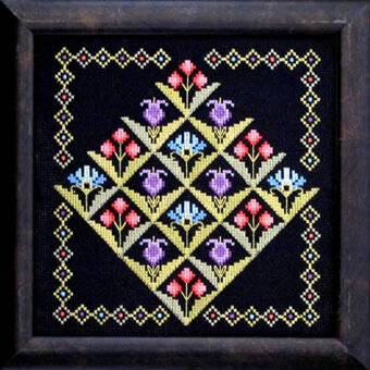Sweet Bouquet - Cross Stitch Pattern