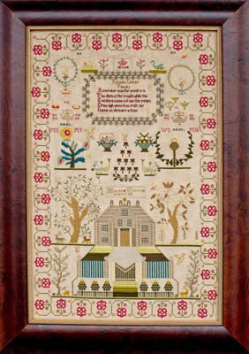 Helen Kedslie - Cross Stitch Pattern