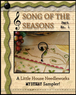 Song of the Seasons Part 1 - Cross Stitch Pattern