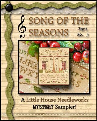 Little House Needleworks Fruit of the Seasons