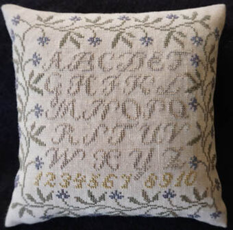 Little Summer Sampler - Cross Stitch Pattern