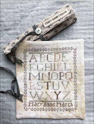 Mary Anne March - Cross Stitch Pattern
