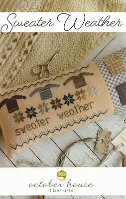 Sweater Weather - Cross Stitch Pattern