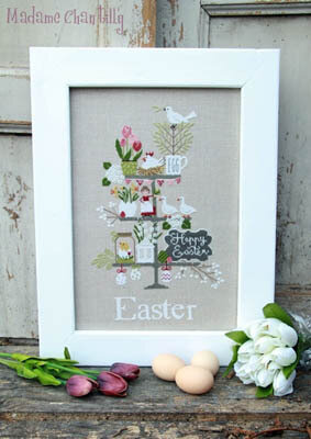 Celebrate Easter - Cross Stitch Pattern