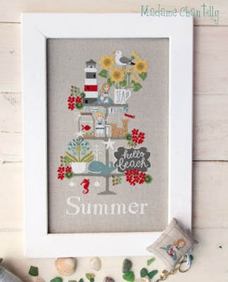 Celebrate Summer - Cross Stitch Pattern