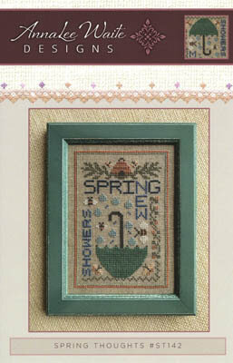Spring Thoughts - Cross Stitch Pattern