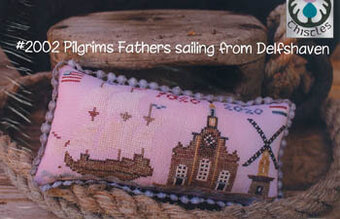 Pilgrim's Fathers Sailing from Delfshaven