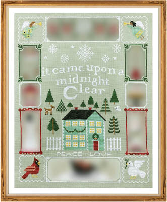 Christmas Dreams Part 2 - Cross Stitch Pattern