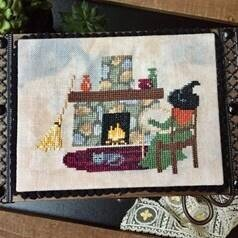 Witches Make Stitches - Cross Stitch Pattern