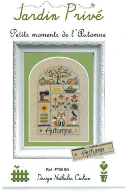 Petits Moments De L'Autuomne - Cross Stitch Pattern
