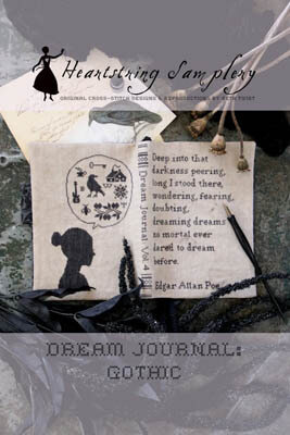 Dream Journal - Gothic (Edgar Allan Poe)