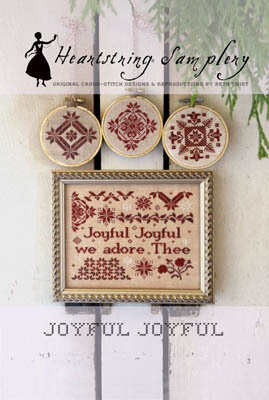 Joyful Joyful - Cross Stitch Pattern