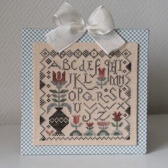 Petit ABC N1 - Cross Stitch Pattern