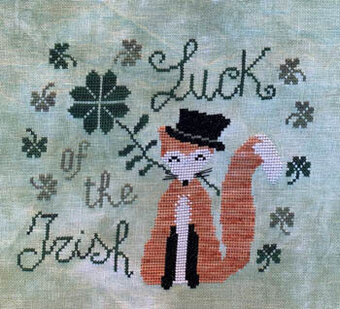 Luck of the Irish 2021 - Cross Stitch Pattern