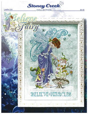 Believe Fairy - Cross Stitch Pattern