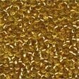 Mill Hill 22011 Economy Victorian Gold Glass Beads Size 11/0
