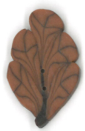 Small Oak Leaf - Button