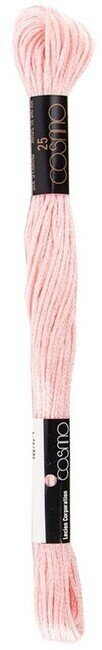 Chintz Rose - Cosmo Cotton Embroidery Floss 8m