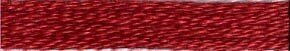 Cosmo Cotton Embroidery Floss 8m - Blood Red