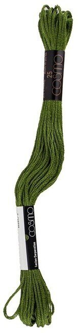 Pesto - Cosmo Cotton Embroidery Floss 8m