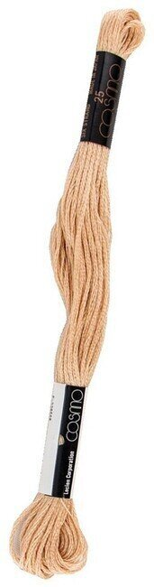 Cosmo Cotton Embroidery Floss 8m - Pale Beige