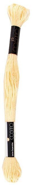 Golden Haze - Cosmo Cotton Embroidery Floss 8m