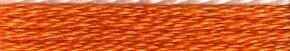 Vivid Orange Ocher - Cosmo Cotton Embroidery Floss 8m