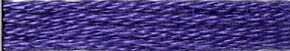 Cosmo Cotton Embroidery Floss 8m - Deep Royal Purple