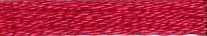 Cosmo Cotton Embroidery Floss 8m - Mars Red