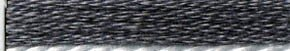Light Dark Gray - Cosmo Cotton Embroidery Floss 8m