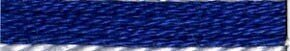 Dark Clematis Blue - Cosmo Cotton Embroidery Floss 8m