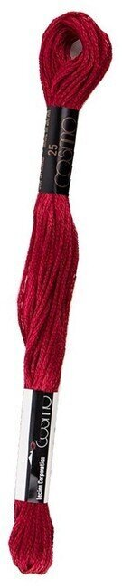 Oxblood Red - Cosmo Cotton Embroidery Floss 8m
