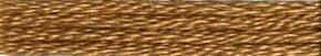 Cosmo Cotton Embroidery Floss 8m - Tinsel Gold
